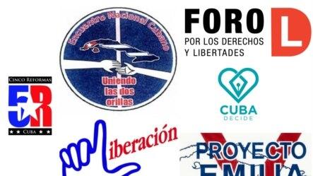 Propuestas actuales de la sociedad civil independiente en Cuba.