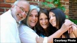 Alan Gross y su familia