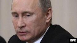 Fotografía de archivo del presidente ruso, Vladímir Putin.