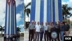 Memorial cubano de Miami, cumple primer aniversario