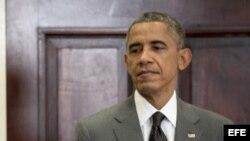 Barack Obama. Archivo.