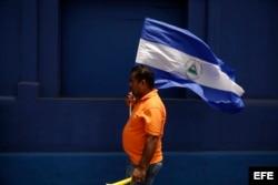 Nicaragüenses reafirman la continuidad de su lucha por la libertad y la paz.