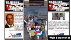 Directorio Democrático Cubano denuncia escalada represiva contra la resistencia.