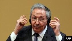 Conferencia de prensa de Obama y Raúl Castro.