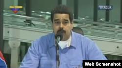 Nicolás Maduro descalificó a quienes lo acusan de ser un nuevo Stalin.