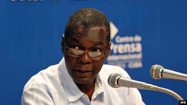 Delegación cubana llega a Washington para reunión sobre los DDHH