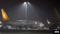 El Ministerio de Transportes de Turquía confirmó que un avión turco procedente de la ciudad ucraniana de Jarkov sufrió un intento de secuestro.