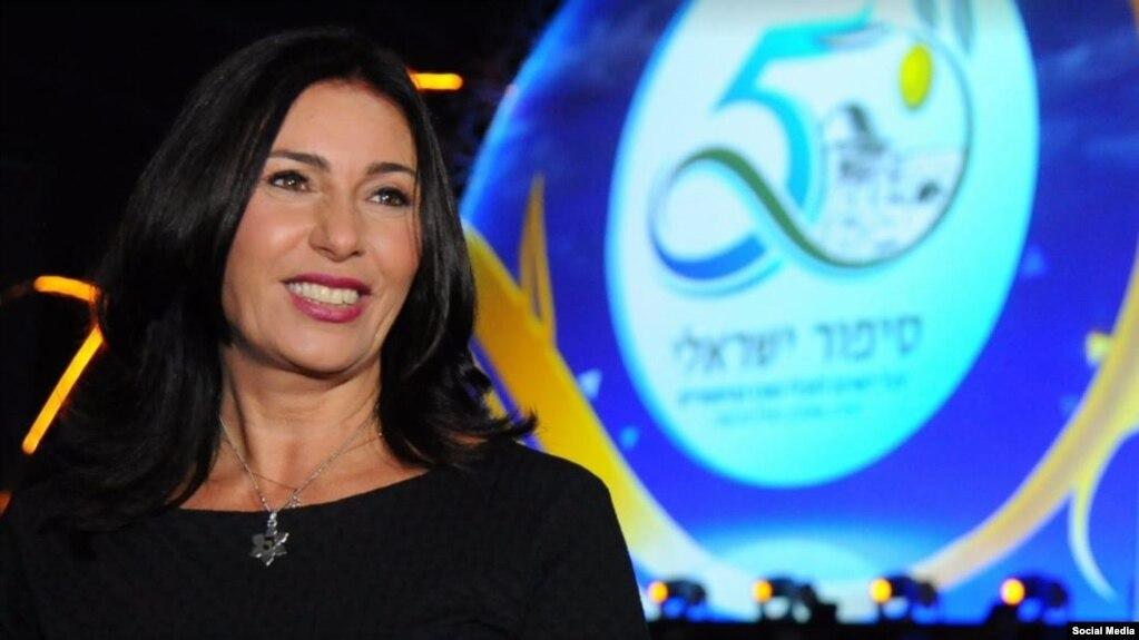La ministra de Cultura de Israel Miri Regev.