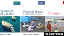 """""""Póker de brujas y otros cuentos"""" (Colección Fugas, literatura cubana de la diáspora, 2017)"""