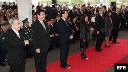 Jura del nuevo gabinete ministerial de Paraguay