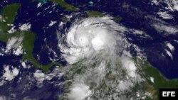Actualización informativa sobre el huracán Matthew