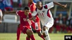 Cuba goleó 4-0 a Belice.