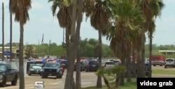 Seis agencias policiales de Texas participaron en la persecución a alta velocidad del fugitivo cubano Miguel Díaz García.