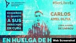RedLad advierte sobre activistas en huelga de hambre.