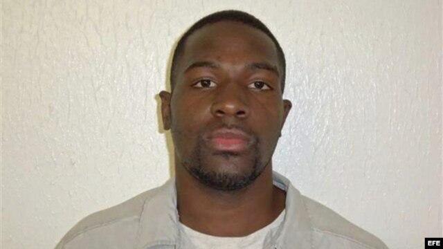 Una imagen publicada por el Departamento de Correcciones de Oklahoma con fecha de 2011 muestra Alton Alexander Nolen.
