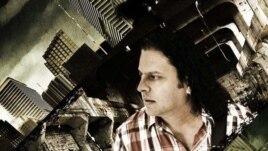 Alexis Morejón en la portada de su disco Somos +, que realizó junto a Nelson Rodríguez.