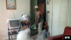 Sobre la situación del dengue en Santiago de Cuba
