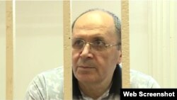 Oyub Titiyev. (Captura de Imagen/ Current Time TV)