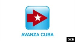 Avanza Cuba logo.