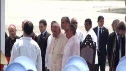 El Papa dice que no se reunió con los disidentes porque no tenía previsto dar audiencias