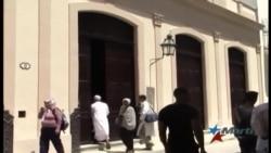 Musulmanes asisten a mezquita recién inaugurada en La Habana