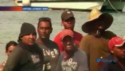 Inquietud en Gran Caimán por el aumento de cubanos ilegales