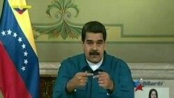 Nicolás Maduro pide cita al presidente Donald Trump