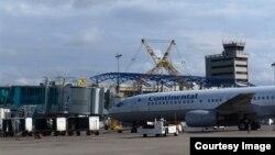 Aeropuerto Tocumen de Panamá.