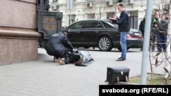 Asesinato en Kiev del ex diputado de la Duma Denís Voronenkov