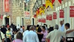 FERIA DEL TURISMO DE CUBA COMIENZA A ATRAER OPERADORES TURÍSTICOS ESTADOUNIDENSES