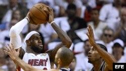 Miami Heat - Campeones de la NBA en el 2013