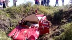 Accidente automovilístico en San Luis cobra la vida de tres personas