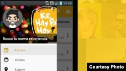 App cubano