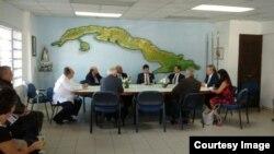 Opositores cubanos conmemoran en Puerto Rico natalicio de José Martí