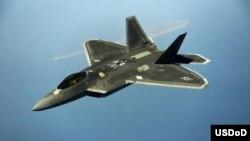 Avión F-22