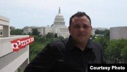 Foto de archivo del periodista independiente Roberto de Jesús Guerra Pérez.