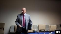 El diputado opositor, miembro de la Comisión Permanente de Política Exterior del Parlamento venezolano, Williams Dávila.