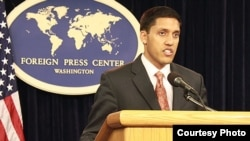 Rajivh Shah, Director de USAID