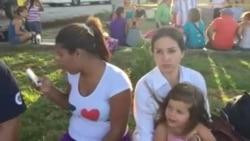 Cubanos en Costa Rica a punto de partir rumbo a EEUU