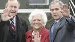 EEUU guarda luto por el fallecimiento de la ex primera dama Barbara Bush