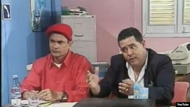 """""""Deja que yo te cuente"""": La Llave y Lindoro, caricaturas del comecandela y el dirigente incapaz que no agradan a la cúpula."""