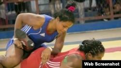 Campeonato Panamericano de Lucha en EEUU.