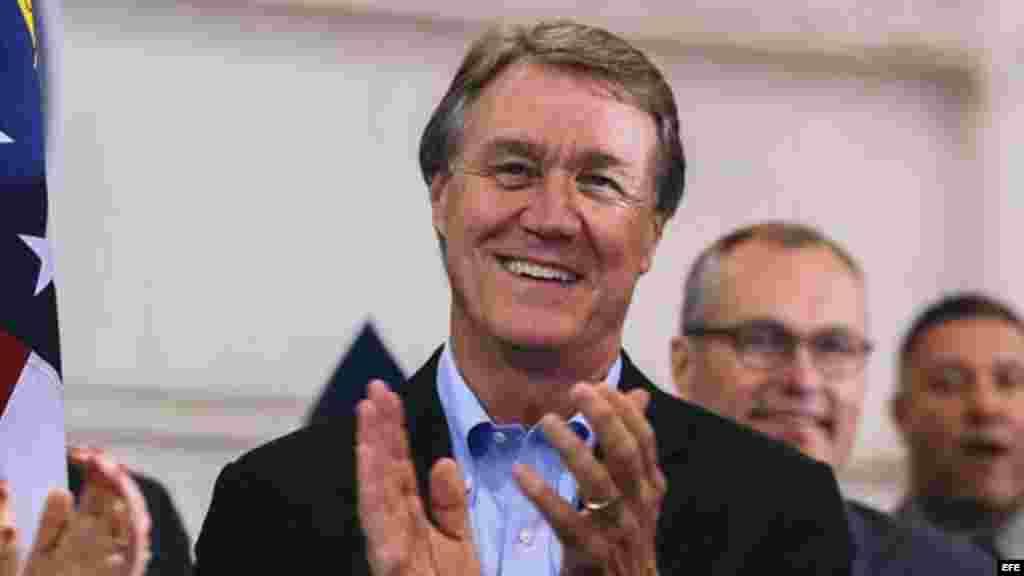 David Perdue electo Senador por Georgia