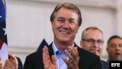 Senadores electos - 2014