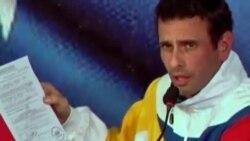 Oposición demanda que se anule la postulación de Maduro