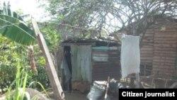 Desalojos en Camagüey Foto Cortesía de Jorge A Liriano para Reporta Cuba.