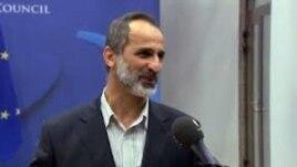 Opositor siria Moaz