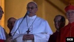 Vaticano: Fumata Blanca, ¡Habemus Papam Francisco!
