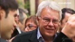 El Gobierno de España desea suerte a Felipe González en la defensa de Ledezma y López