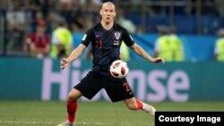 Jugador croata Vida